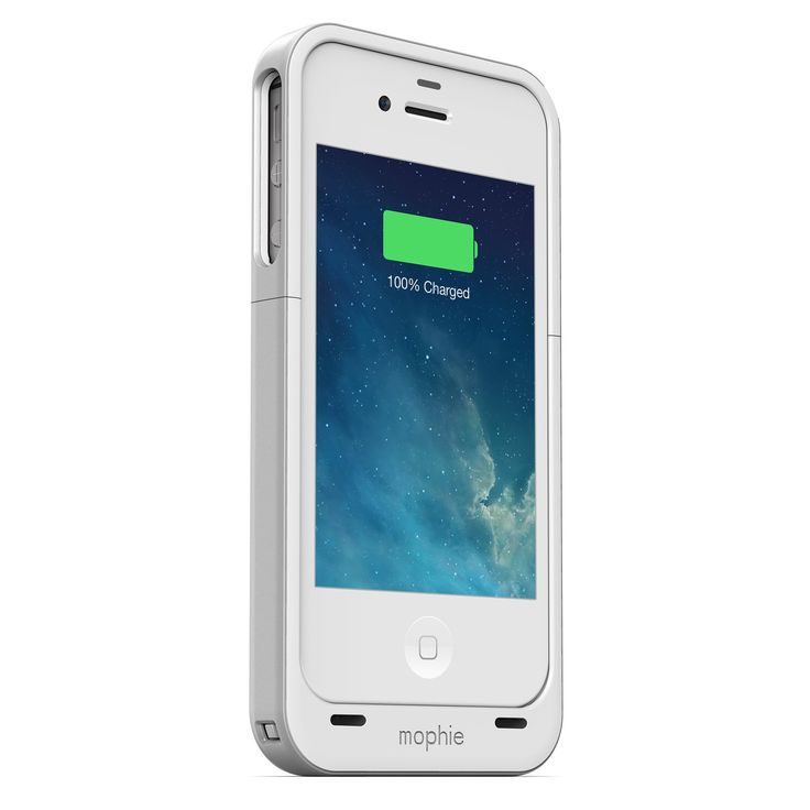 Mophie Certified Refurbished Juice Pack Air for iPhone 4/4s #MOPH_JPA-IP4