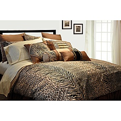 This Will Be Our New Duvet Cover Set Has 3 Diffe Animal Prints On It