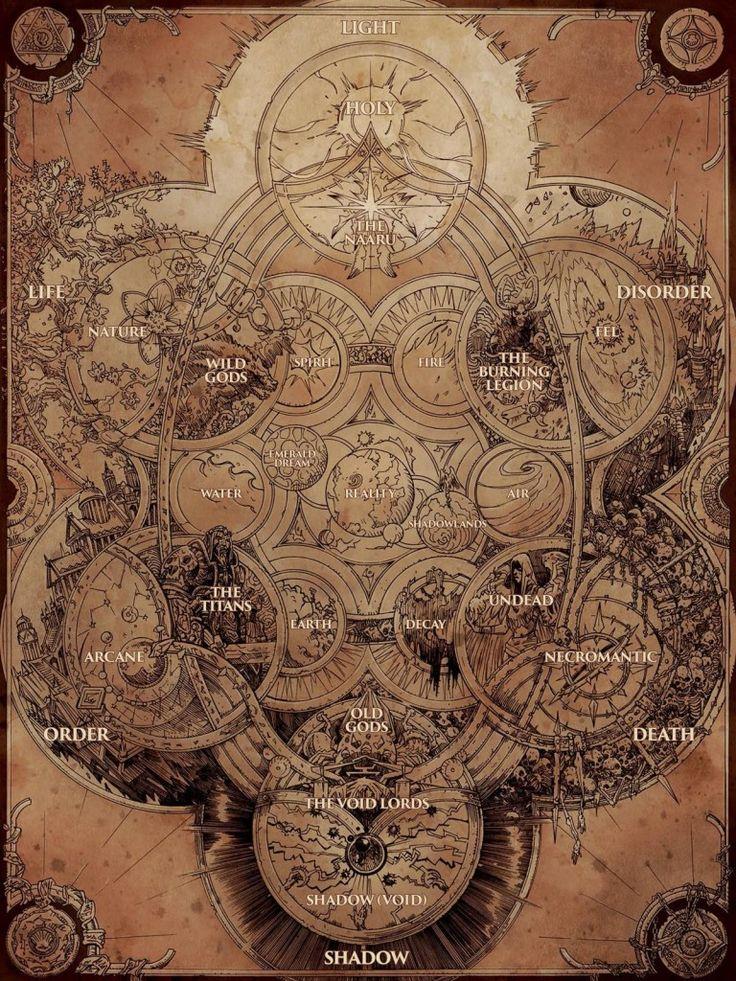 Prévia de World of Warcraft Chronicles digital, disponível para download – WoW Discovery