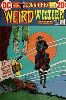 Old Jonah Hex Comics