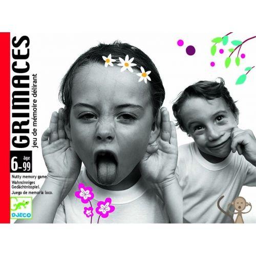 Grimaszok - utánozó, kitaláló játék - Grimaces