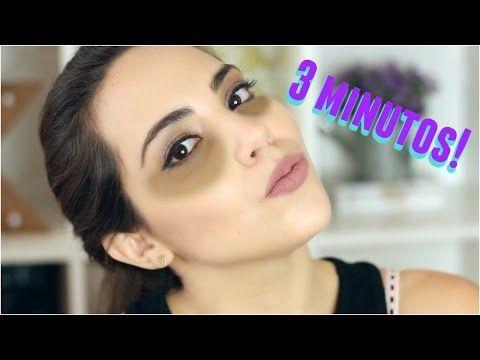 QUÍTATE LAS OJERAS EN 3 MINUTOS! | What The Chic - YouTube
