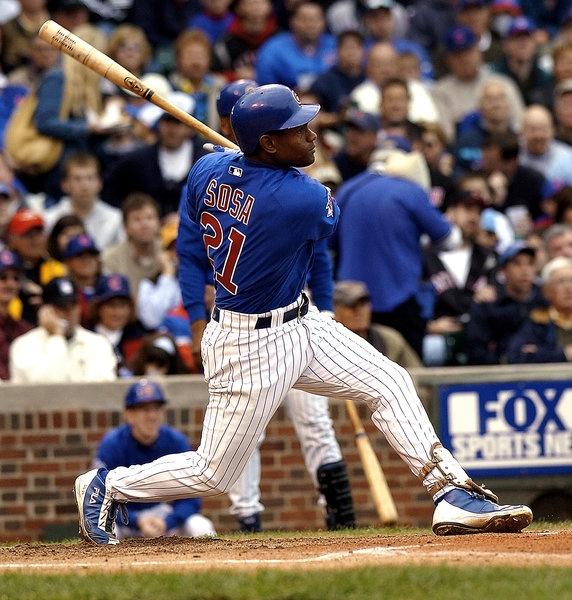 Sammy Sosa - Chicago Cubs