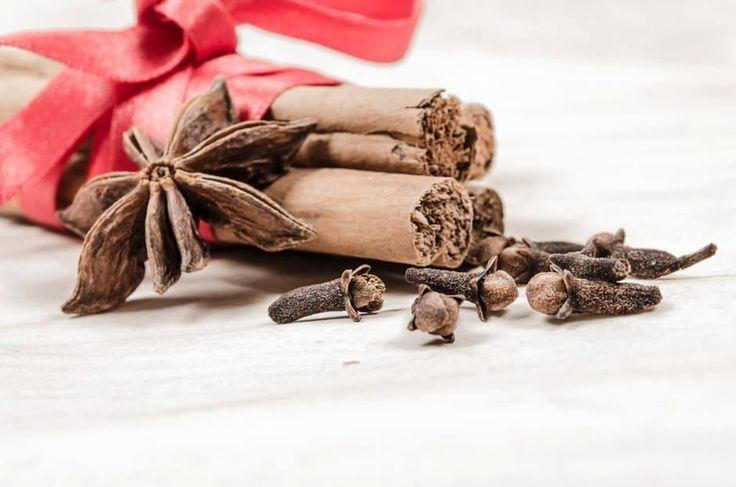 Winter = cinnamon