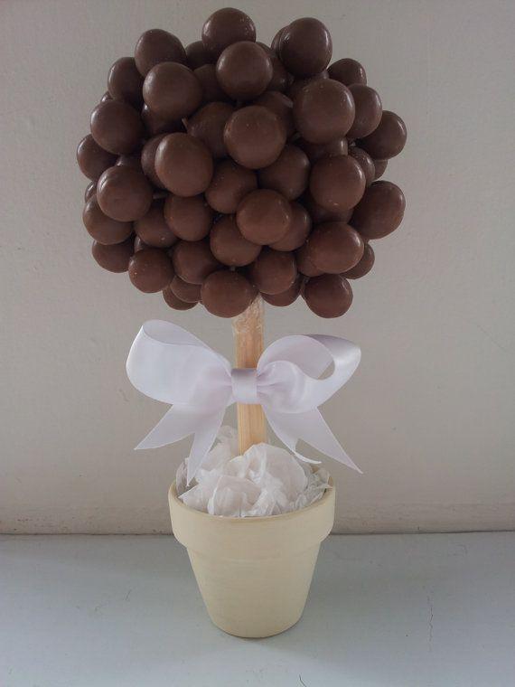 Malteser Sweet Tree by KandyStation on Etsy, £5.99