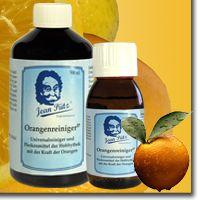 OrangenreinigerJP – der kraftvolle Reiniger aus der Orange