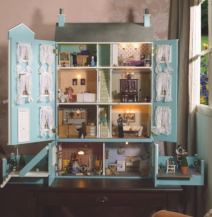 17 Best Ideas About Doll House Plans On Pinterest Diy