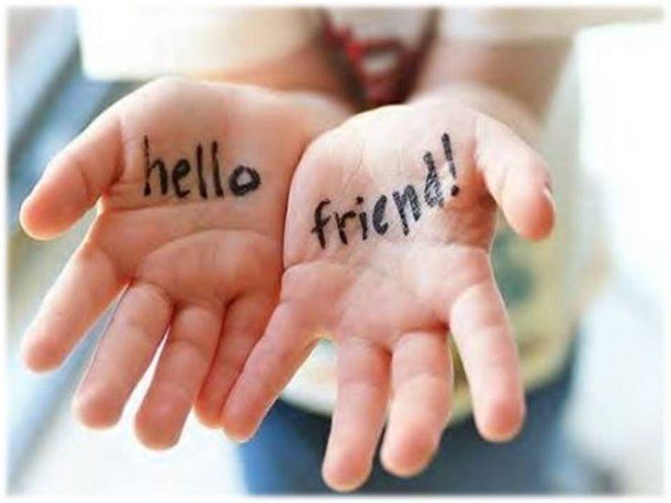 5 оттенков дружбы