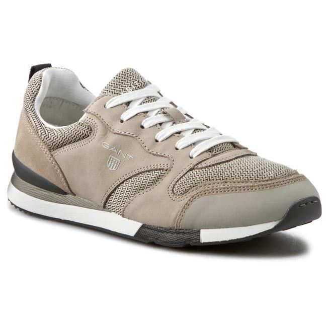 Sneakers GANT - Russell 12634125 Taupe G24 - Alltagsschuhe - Halbschuhe - Herrenschuhe  - www.eschuhe.de
