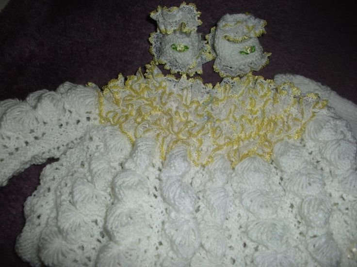 Lemon Shell Set - Knitting creation by mobilecrafts | Knit.Community