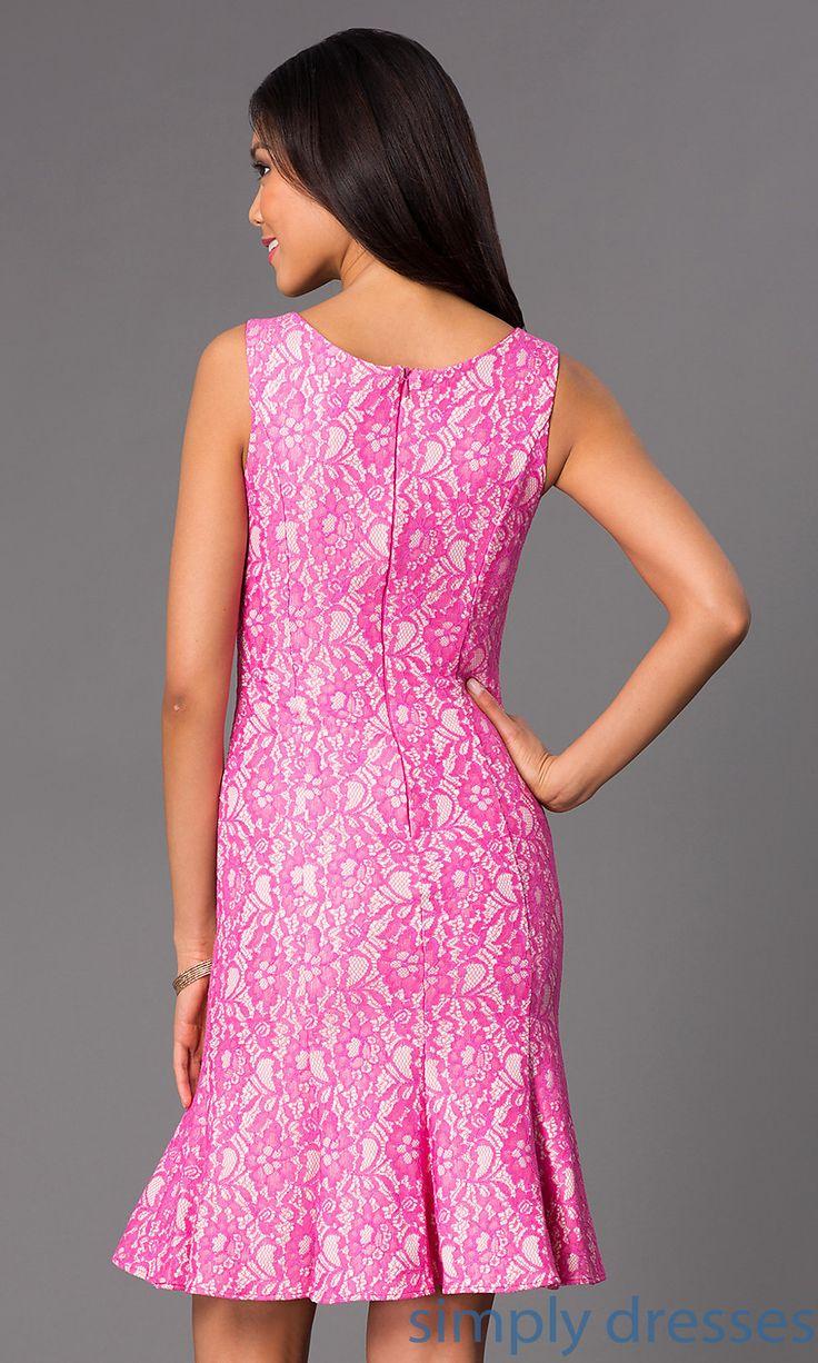 The 8 best Vestidos images on Pinterest | Feminine fashion, Party ...