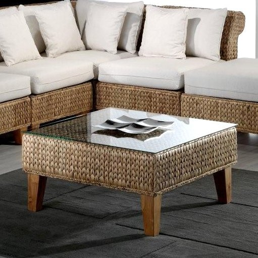 Hospitality Rattan 414 1217 Sea Ct Seagrass Coffee Table