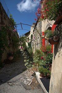 Dieulefit is een plaatsje in het departement Drôme en staat bekend om haar keramiek. Dieulefit betekent letterlijk 'door God geschapen'.