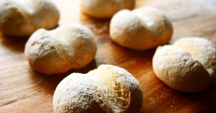 カテゴリ掲載感謝です♡小麦アレルギー対応レシピ☆とってもミルキーで外はカリっと中は柔らかいグルテンフリー米粉パンです♡