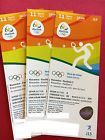 #Ticket  3 x Tickets Rio 2016 Olympics TABLE TENNIS SEMIFINAL TT015 FREE UPS SHIPPING #italia