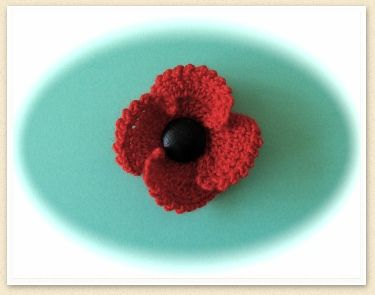 Crochet patterns - need to make some of the poppies.