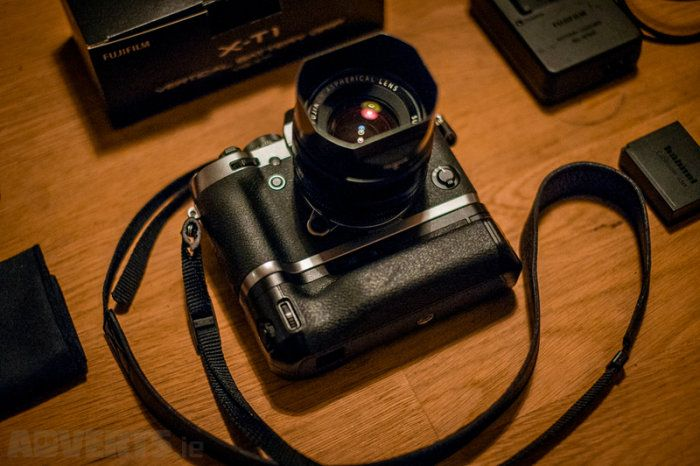 Fuji X T1 With Xf 35mm F14  Xf 18mm F2 Battery Grip  Accessories, Used Digital Cameras For Sale in Harold's Cross, Dublin, Ireland for 1750.00 euros on Adverts.ie.