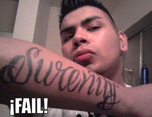 Adcad1bb3116455ba8a4ec108b7986c4 Tattoo Fails Funny Tattoos Fails Bad Tattoos