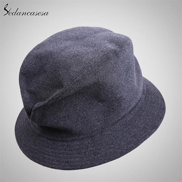bf72dd8a5c4 South Korea bucket cap men women leisure outdoor hats solid color sun cap  with Waterproof Fisherman Hat WG160071 Like if you remember Visit us