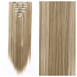 Dark/Light Blonde Mix Remy Hair Extensions ONLY $66.14!!!