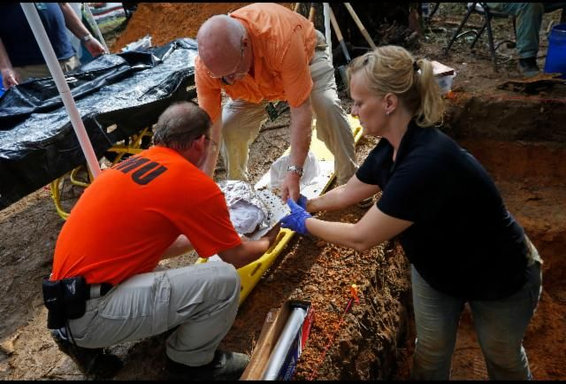 Forensic 'Body Farm' Opens In Florida - Becomes 7th In U.S.
