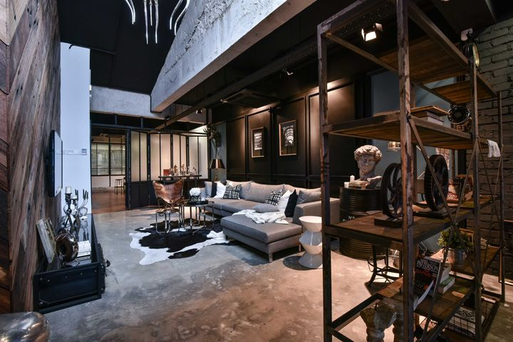 The Roof Lifestyle Concept Studio by The Roof Studio, Petaling Jaya – Malaysia