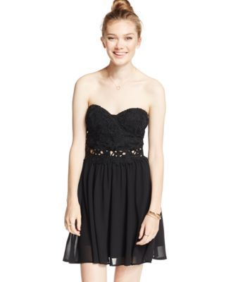sweet sixteen dress with images  lace bustier black