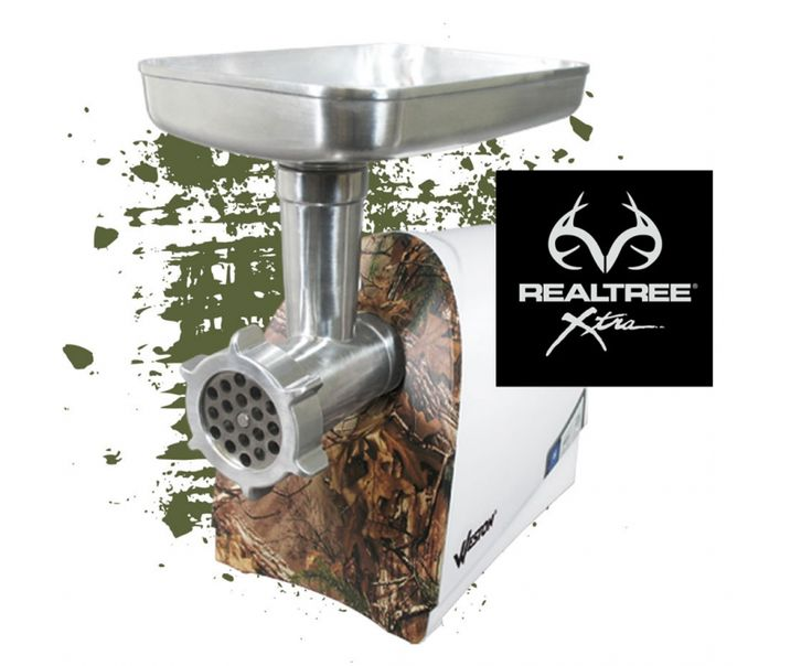 Realtree Weston Meat Grinder Auto Realtree B2b Meat Grinderskitchen Accessoriescamohuntingcars