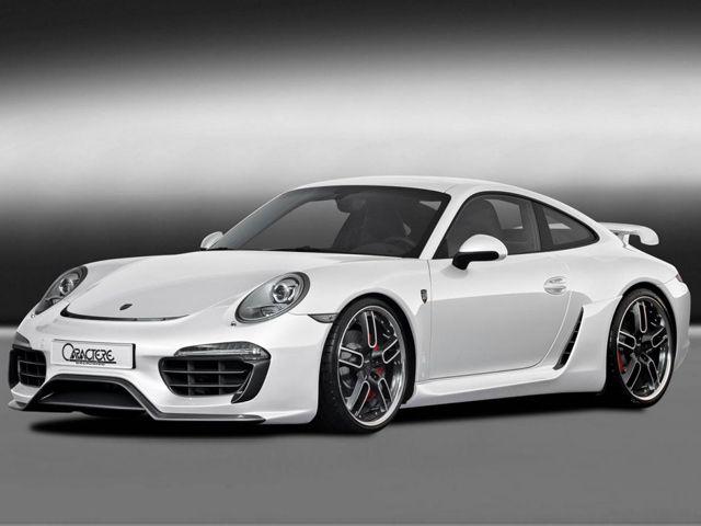 Porsche 911 from Caractere Exclusive