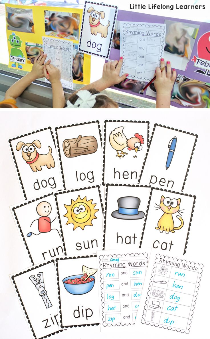 Rhyming Words Activity - Write the Room   Hands-on and engaging activities for learning about rhyming and word families   Kindergarten, Prep and Foundation   Printables for the classroom and early learning   Australian curriculum resources and worksheets  