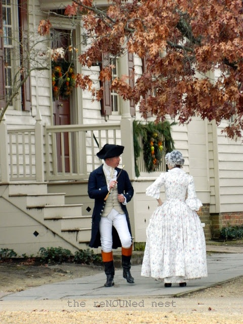 Christmas In Colonial Williamsburg: Daily Stroll VI
