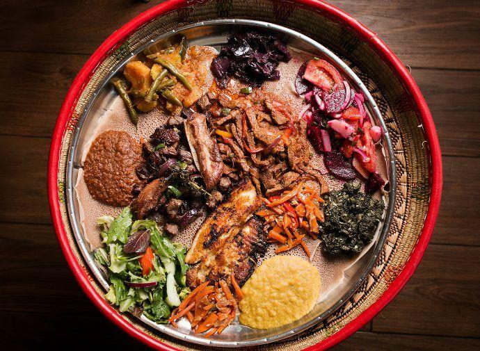 Ethiopian restaurant near me
