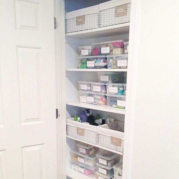 63 best neat bathrooms images on pinterest bathroom Modern White Small Bathroom Design White Grey Modern Bathroom Designs