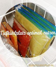 Mini-Tipp: Tiefkühlplatz optimal nutzen – Einfach mal einfach