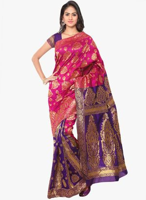 New Collection in Sarees for Women - Buy Latest Design Women Sarees Online   Jabong.com