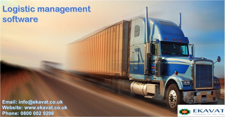 transportation management system which can reduce costs and improve service. It has innumerable features that are very sensitive to the needs of transport operators and freight forwarding companies. Seemingly negligible, yet sensitive factors become an organizational and planning challenge. For more info: http://www.ekavat.co.uk/logistics-transportation-management-software or call +918754777294