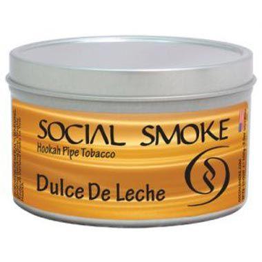 Social smoke dulce de leche muito bommmmm!!!