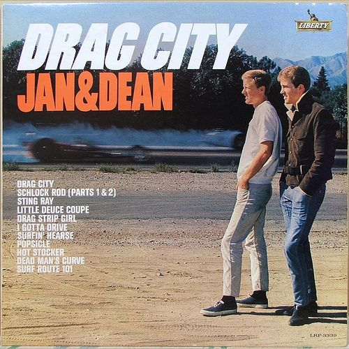 Jan_And_Dean_-_Drag_City I had a390 Ford With 2 quads ,what were you driving?