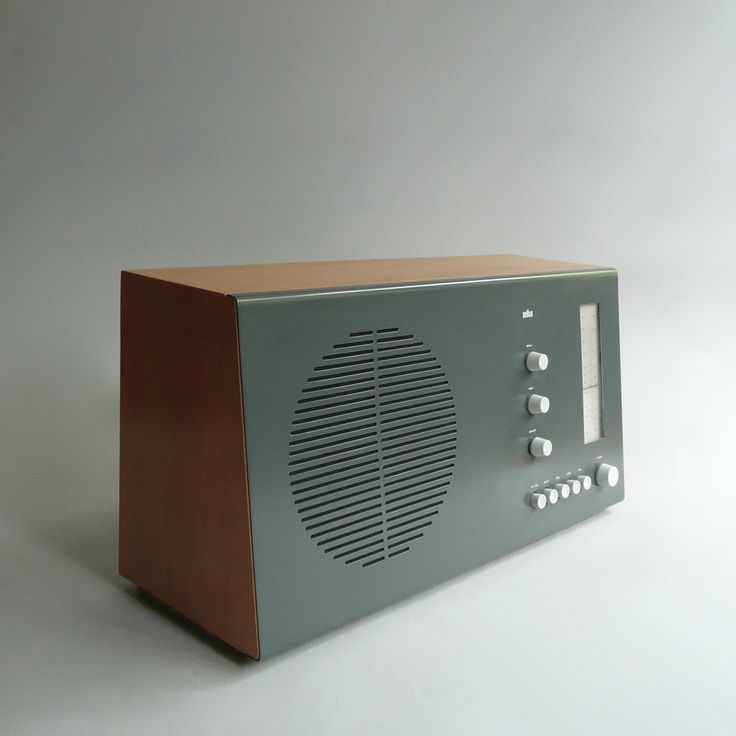 Braun RT20 By Dieter Rams