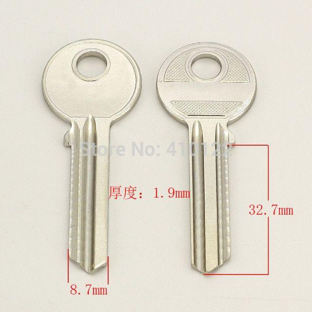 A147 Wholesale Locksmith Keymother Brass House Home Door Blank Empty Key Blanks Keys 25 Pieces Lot Review Key Blanks Locksmith Home Doors