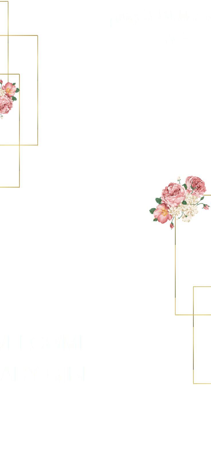 Pin By Muniraahh On فلتر معين Flower Background Wallpaper Wedding Background Wallpaper Phone Wallpaper Design