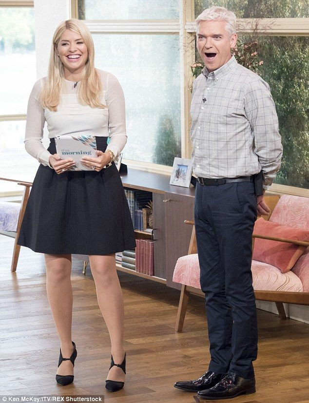 'I am done now': Holly Willoughby has revealed she won't be having another baby with husba...