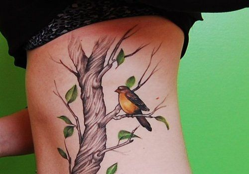 Female Side Tattoo Designs  Readmore http://tattoosclick.com/sexy-side-tattoo-for-women