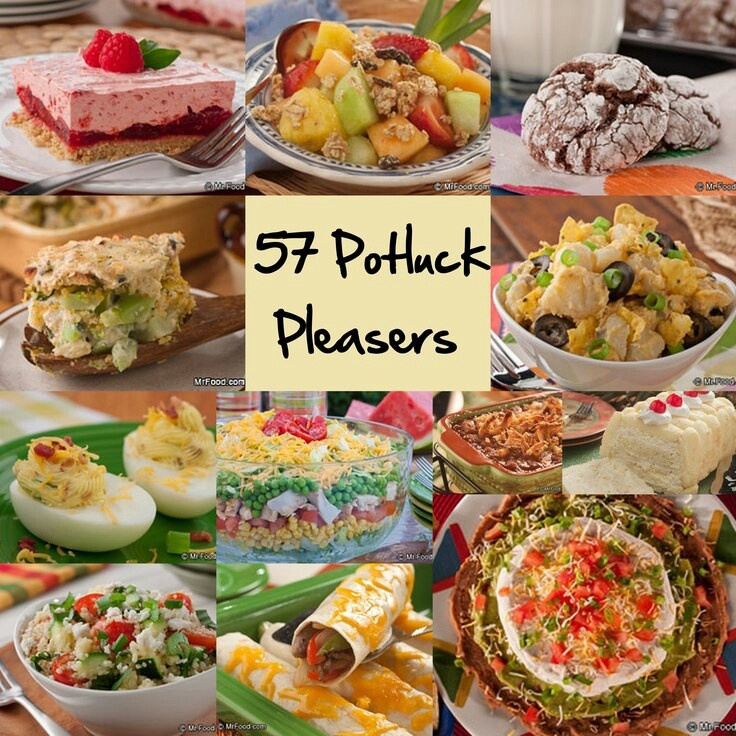 Pot Luck Pleasers