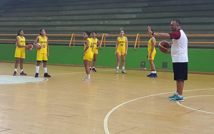 La Vinotinto Sub-16 de baloncesto disputará Campeonato FIBA Américas #Baloncesto #Deportes