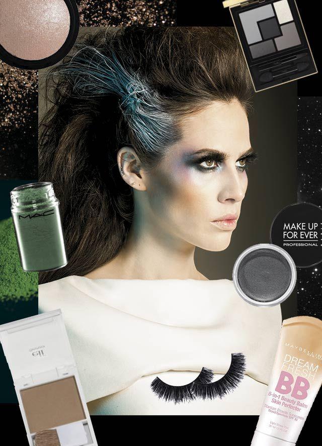 maquillaje novia de frankenstein - Buscar con Google