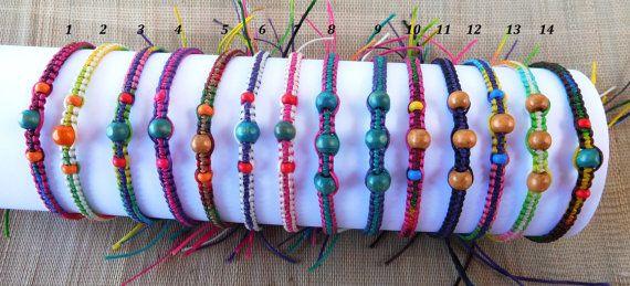 Beach/Indie Jewelry Handmade Free Size by PavlosHandmadeStudio