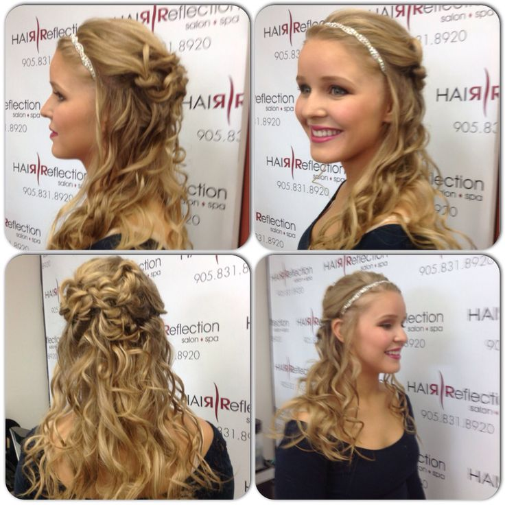 #blonde#hair#style#special#occasion#prom#curls#longhair#hairreflectionsalon