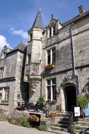 Rochefort-en-Terre, Morbihan, Bretagne