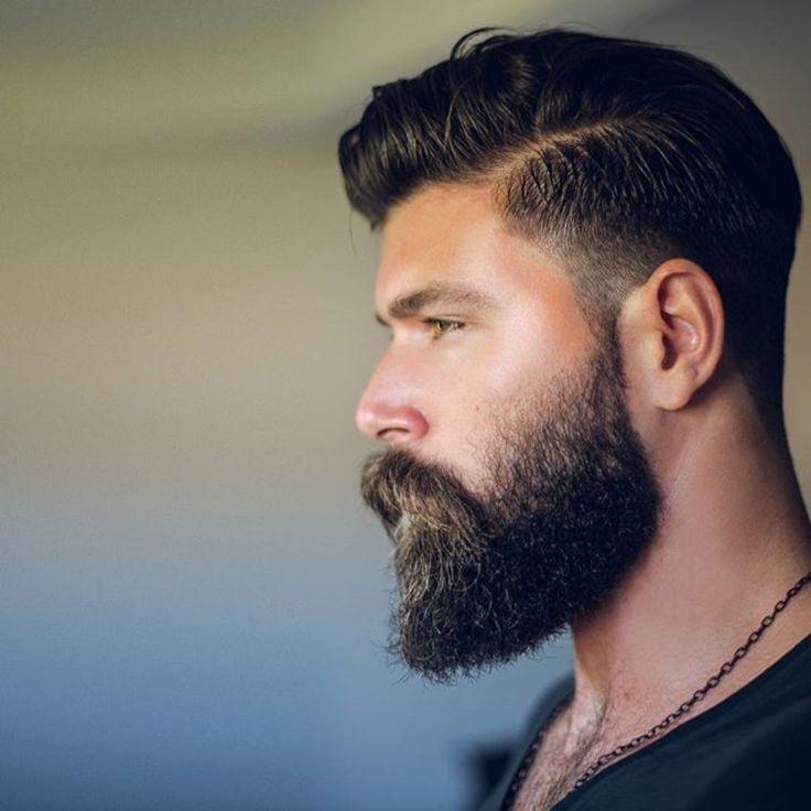 beards carefully curated — Frang